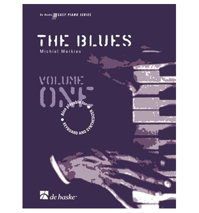 The Blues Vol. 1 voor piano