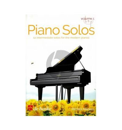 Piano Solos - Volume 1