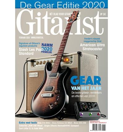 Gitarist magazine Nr. 347
