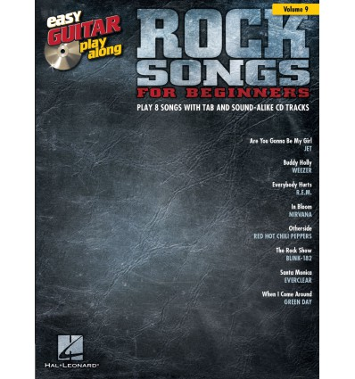 Rock Songs for Beginners