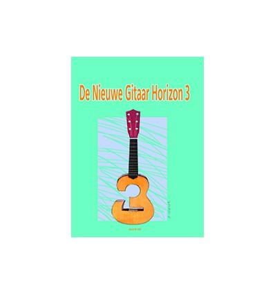 De nieuwe gitaar horizon 3
